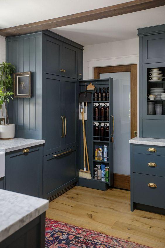 armario vertical cocina