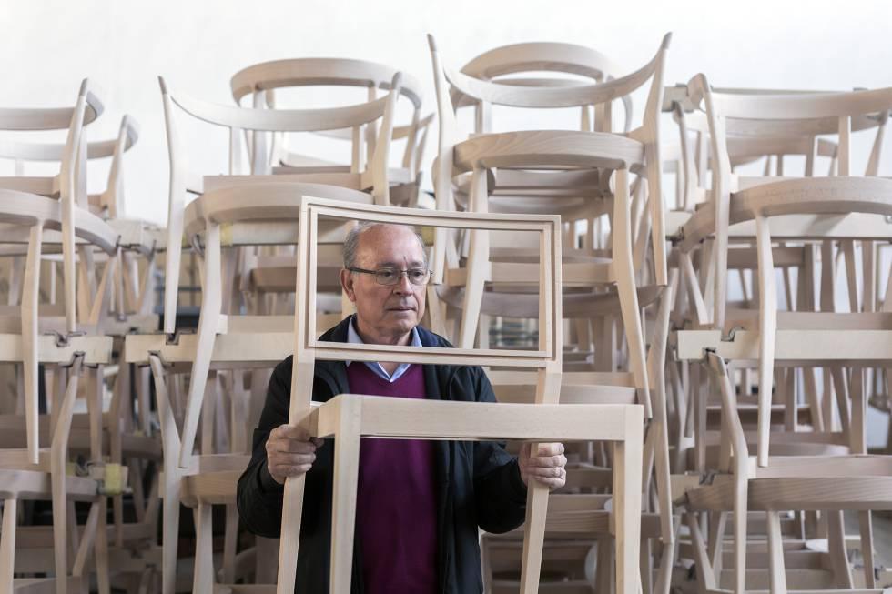 andreu world sillas diseño español