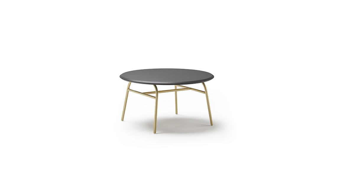mesa auxiliar aleta