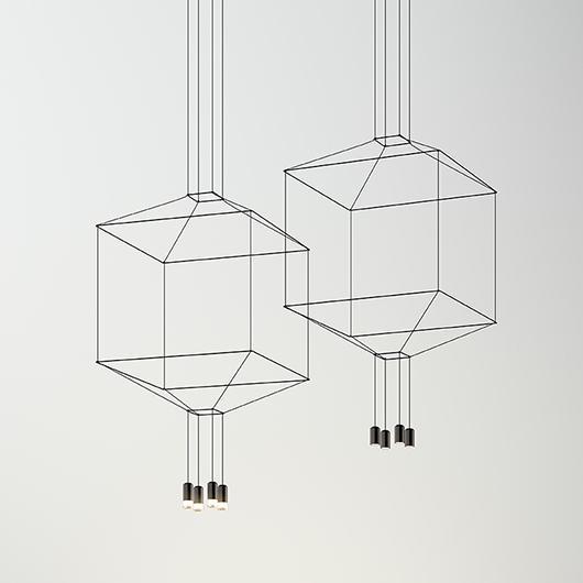 lampara wireflow vibia